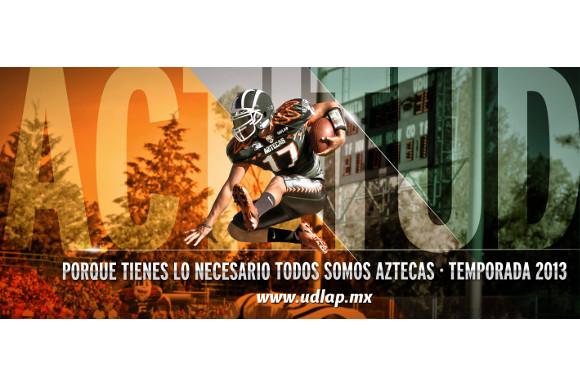 Calendario de la temporada 2013  – Aztecas Futbol Americano Conferencia Premier de CONADEIP