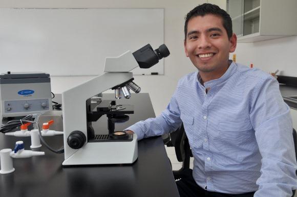 Estudiante de la UDLAP realiza investigación sobre restricción calórica