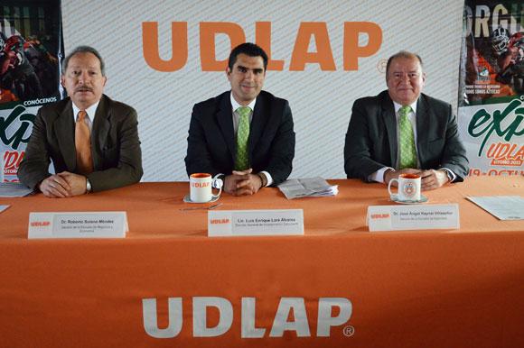 En octubre UDLAP abrirá sus puertas