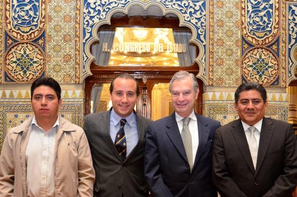 UDLAP y el H. Congreso del Estado de Puebla firman convenio de colaboración