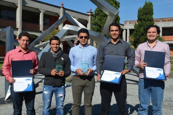 Estudiantes de la UDLAP obtuvieron el primer y segundo lugar en concurso de General Electric