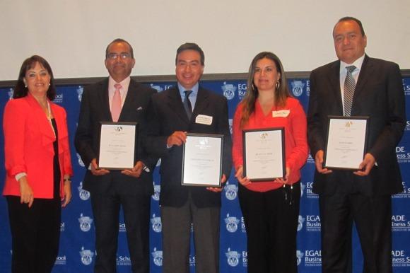 UDLAP  recibe reconocimiento AmCham a la Responsabilidad Social Empresarial