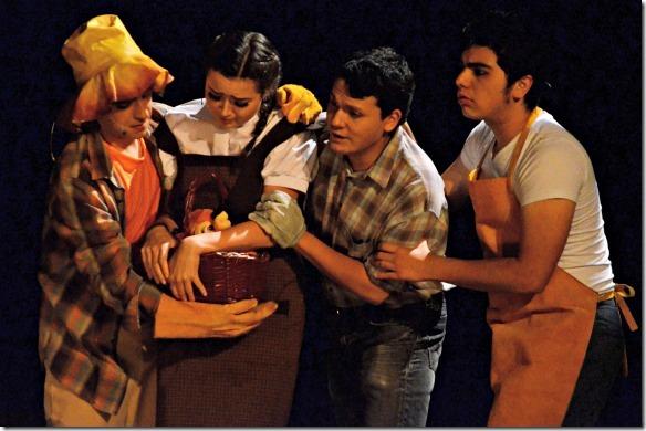 Busca UDLAP conquistar al público con la puesta en escena de El Mago de Oz