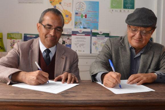 UDLAP e Iniciativa Ciudadana para la Promoción de la Cultura del Diálogo firman convenio