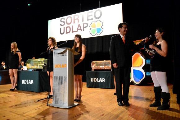 Sorteo UDLAP premia el compromiso con su sorteo para colaboradores