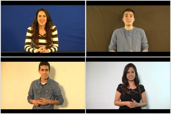 Vota por nuestros estudiantes UDLAP