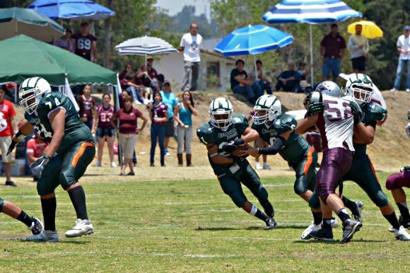 Superar lo ya hecho, la Tribu Juvenil Aztecas AA