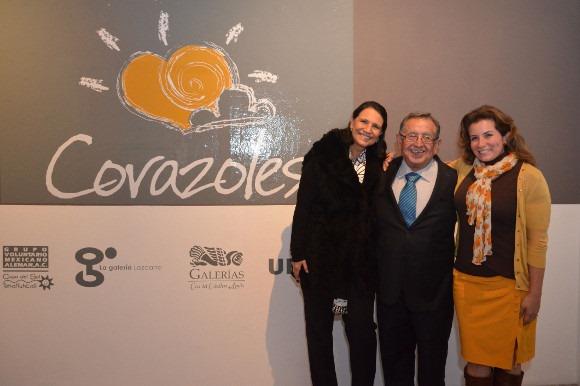 La Universidad de las Américas Puebla y el Grupo Voluntario Mexicano Alemán de la Casa del Sol, unen esfuerzos en beneficio del arte