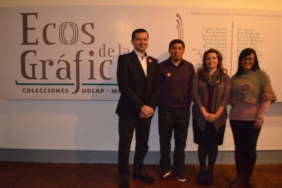 El Gobierno del Estado de Puebla y la UDLAP reúnen dos de las colecciones más importantes de Puebla en arte mexicano del siglo XX
