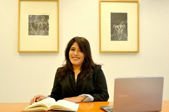 Estudiante de UDLAP, primera mexicana en participar en la primera sesión del Presidential Fellows Program