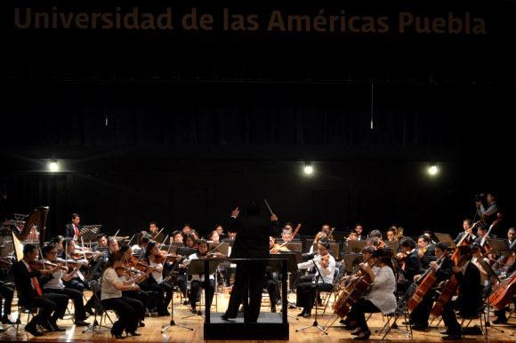 Sinfónica de Puebla estará presente en la Universidad de las Américas Puebla