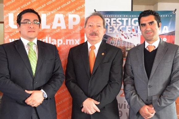 Decano de la UDLAP primer mexicano en asumir Presidencia del CLADEA