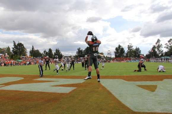 Aztecas rumbo a los playoffs