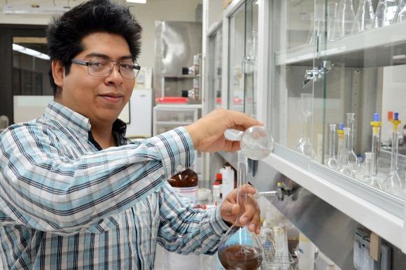 Estudiante de la UDLAP obtiene primer lugar en concurso de Nanotecnología compitiendo contra estudiantes de posgrado