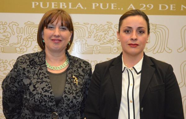 Académicas de la UDLAP son nombradas Miembro Fundador de la Academia Mexicana de Derecho Internacional Capítulo Puebla