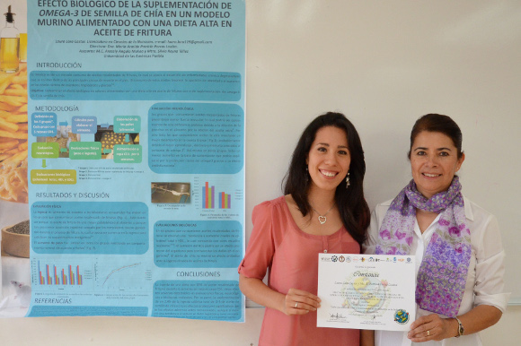 Representantes UDLAP ganan premio en inocuidad alimentaria