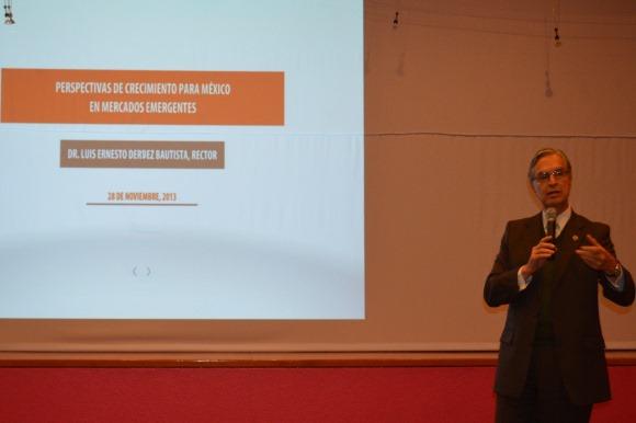 UDLAP Consultores presentó su portafolio 2014