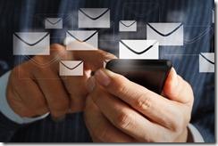 cambios en correo