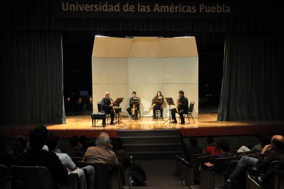 UDLAP sede del primer curso de dirección orquestal