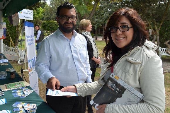 Empresas buscan talento profesional en estudiantes de la UDLAP