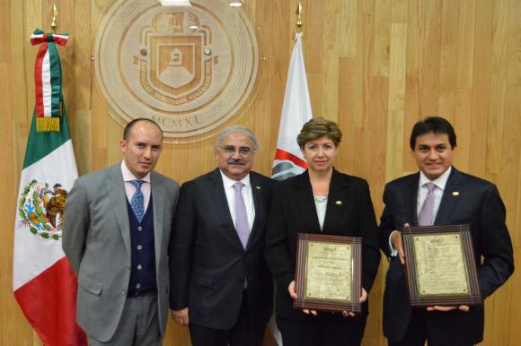 UDLAP sede del cambio del consejo directivo del Grupo IMEF Puebla
