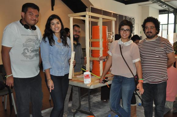Capilla del Arte UDLAP concluye exitosamente exposición ¡Ejemplos a seguir! con talleres ecológicos