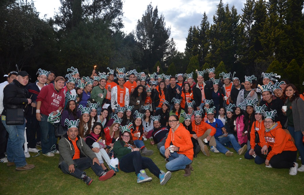 Bienvenida la Generación Primavera 2014 a la UDLAP