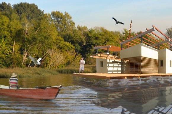 Viviendas Anfibias: solución sustentable para zonas de riesgo