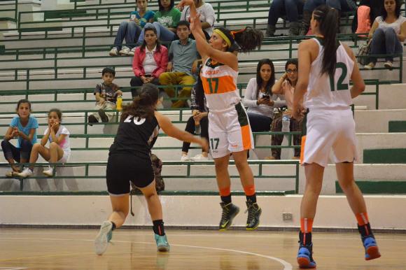 Baloncesto Femenil Aztecas UDLAP Temporada 2014 – 2015