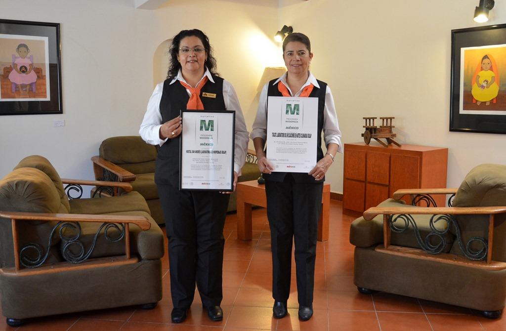 Secretaría de Turismo Federal reconoce calidad en laboratorios de hospedaje de la UDLAP