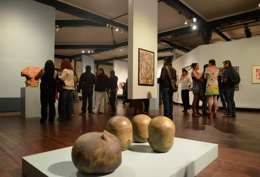 """Inaugura Capilla del Arte UDLAP exposición, """"Cuerpo Arquitectónico"""""""