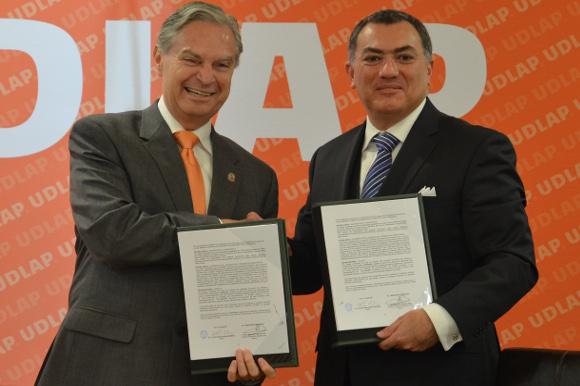 UDLAP y Mexicana de Becas promueven una educación superior de calidad