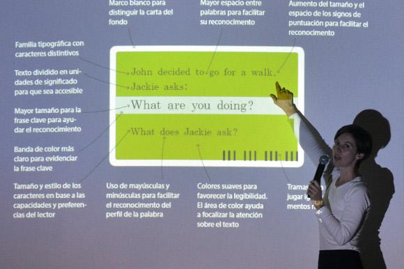 El diseño como facilitador de vida en usuarios con discapacidades de lenguaje