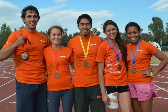 Atletismo Azteca: A una prueba de la máxima justa