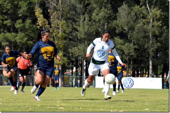 Aztecas de soccer femenil califican al nacional de la CONADEIP