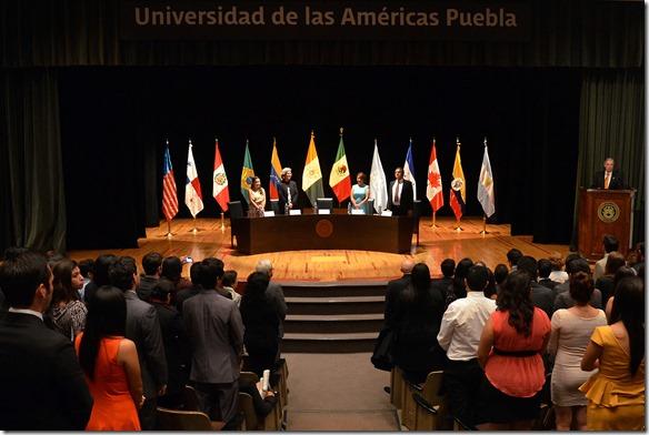 Universidad de las Américas Puebla presenta su XXVII edición del Modelo Latinoamericano de Naciones Unidas
