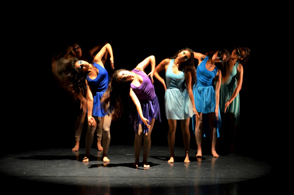 Se presenta Danza UDLAP 2014