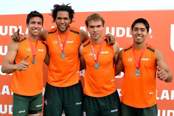 Atletismo Azteca sigue sumando medallas