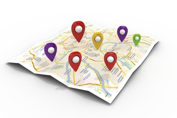 El diseño de mapas, del arte a la tecnología