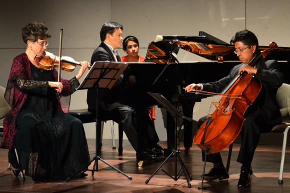 Con lleno total inicia la 11° Edición del Festival de Música de Cámara de la UDLAP