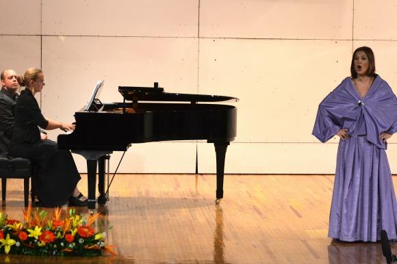 UDLAP presentó su tradicional Gala de Ópera 2014