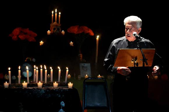 El primer festival de Arte de la UDLAP contó con la presencia de Ignacio López Tarso