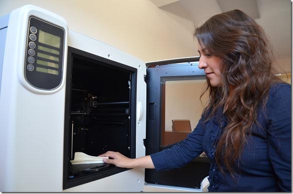 UDLAP adquiere impresora 3D