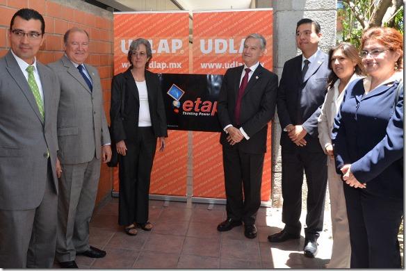 ETAP y UDLAP inauguran laboratorio con software de primera