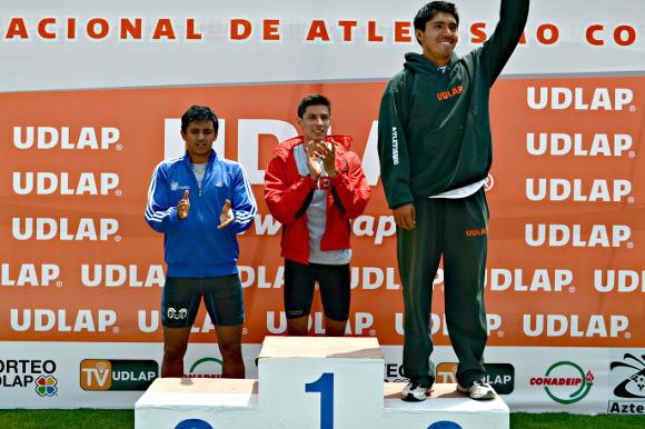 Primeras medallas para el Atletismo Azteca en el nacional de la CONADEIP