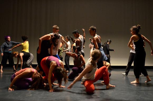 Inicia Performática 2014: Foro Internacional de Danza Contemporánea y Artes del Movimiento
