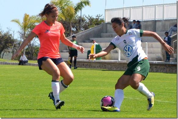 Calendario: Fútbol Soccer Aztecas Femenil UDLAP 2014-2015
