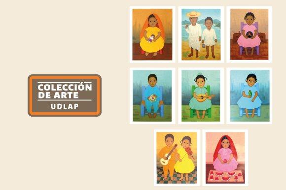 Serie «Niños mexicanos»