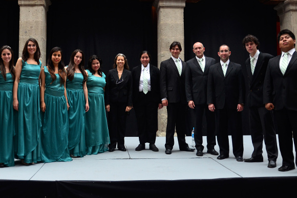 El Coro de Cámara de la UDLAP se presentará en la Ciudad de México