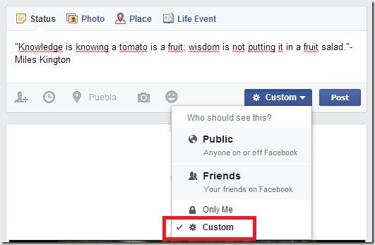 listas facebook udlap